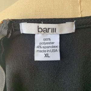 Bar III Tops - Bar III Black Blouse Top